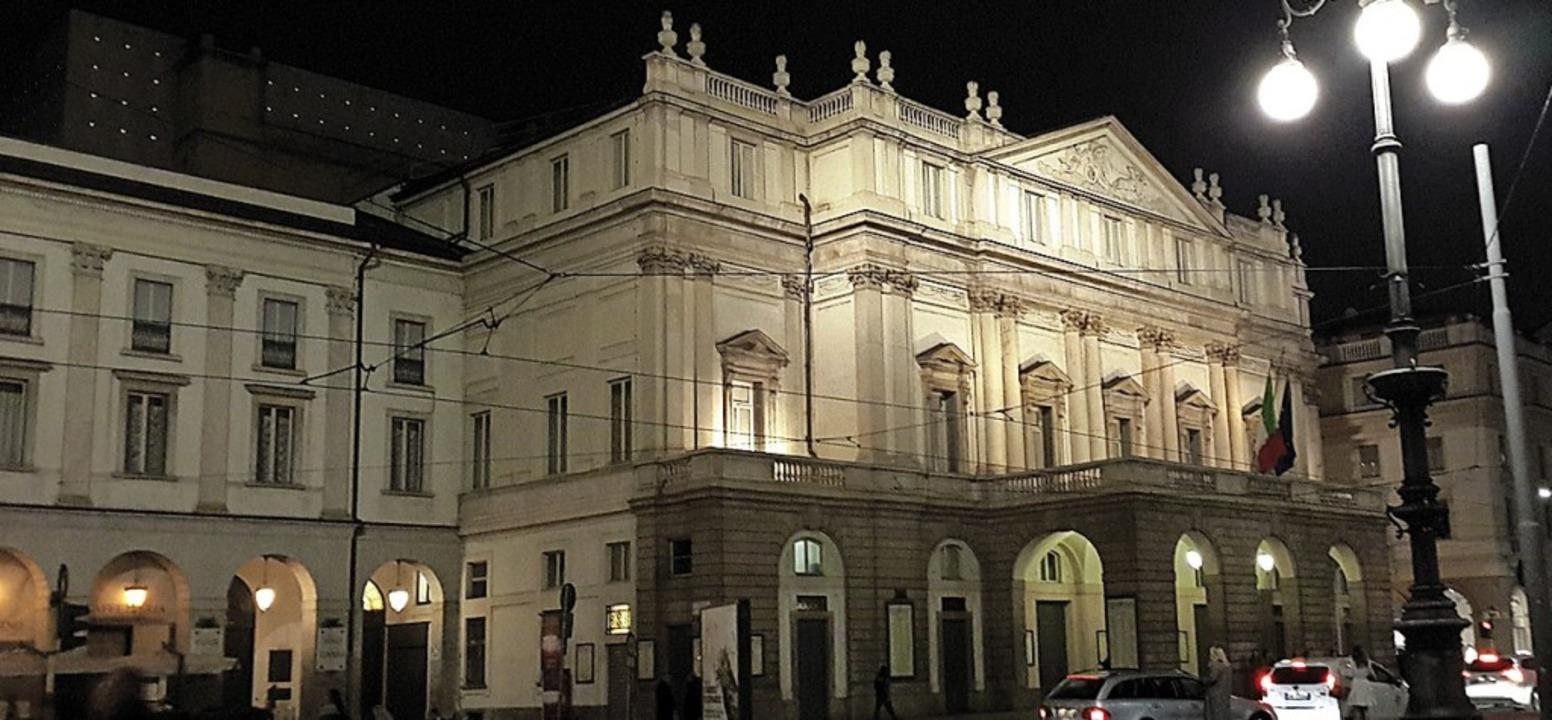 Weltberühmt: Das Teatro alla Scala in Mailand  | Foto: © Esatour
