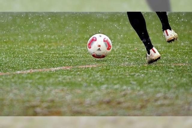 Ein Winterrasen soll die Platzprobleme beim FC Steinen-Höllstein lösen
