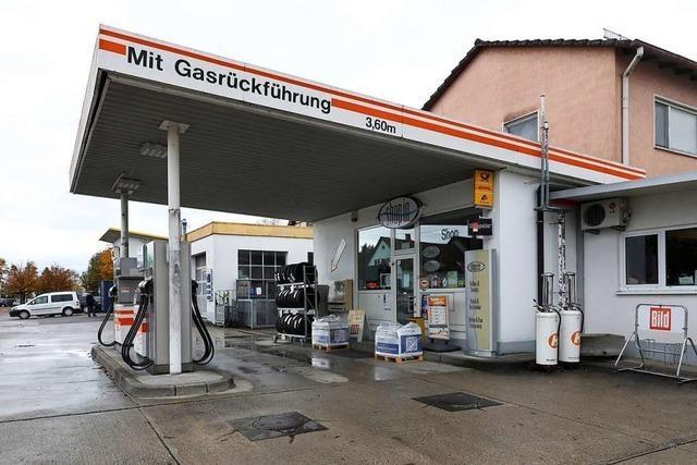 Die Postbank hat die Filiale in der Tankstelle Oberle gekündigt