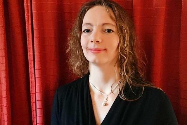 Dirigentin Christiane Schorpp: