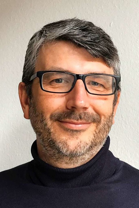 Oliver Wasem, Geschäftsführer des südb...verbands Volksbund Kriegsgräberpflege.  | Foto: Privat