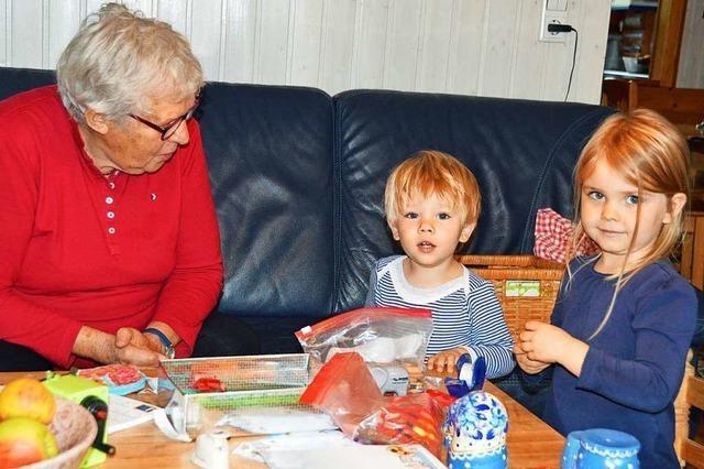 Im Dreisamtal werden Großeltern auf Zeit gesucht