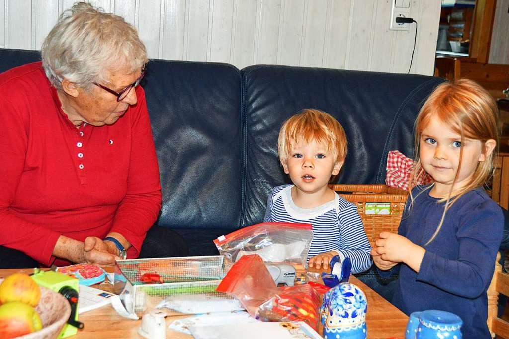 Im Dreisamtal werden Großeltern auf Zeit gesucht - Kirchzarten - Badische Zeitung