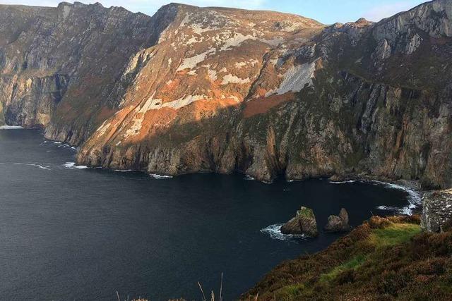 Im wilden Westen von Irland