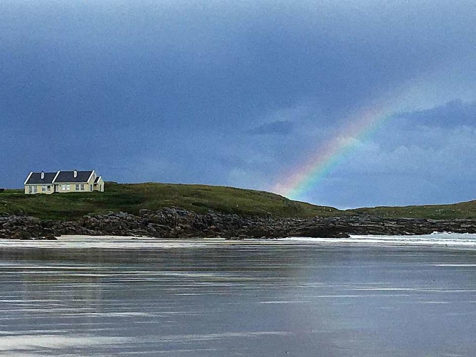 Romantische Stimmung an der Küste  | Foto: Michael Dörfler