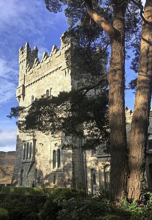Trutzburg: Glenveagh Castle    Foto: Michael Dörfler