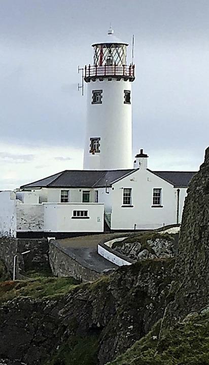 Blickfang:  Fanad Lighthouse    Foto: Michael Dörfler