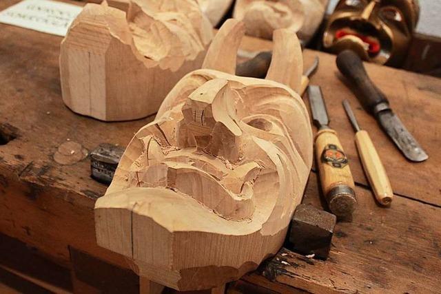 Viele Larven sind heimgekehrt: Maskenausstellung in Elzach