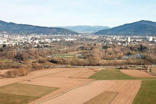 Freiburger Verwaltung stellt Stand des Mammutprojekts Dietenbach vor