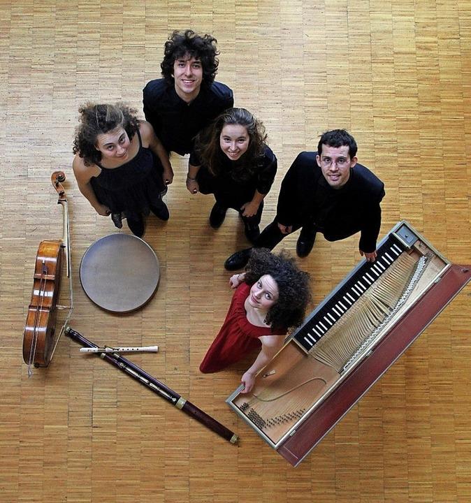   Foto: Ensemble Tammurriata