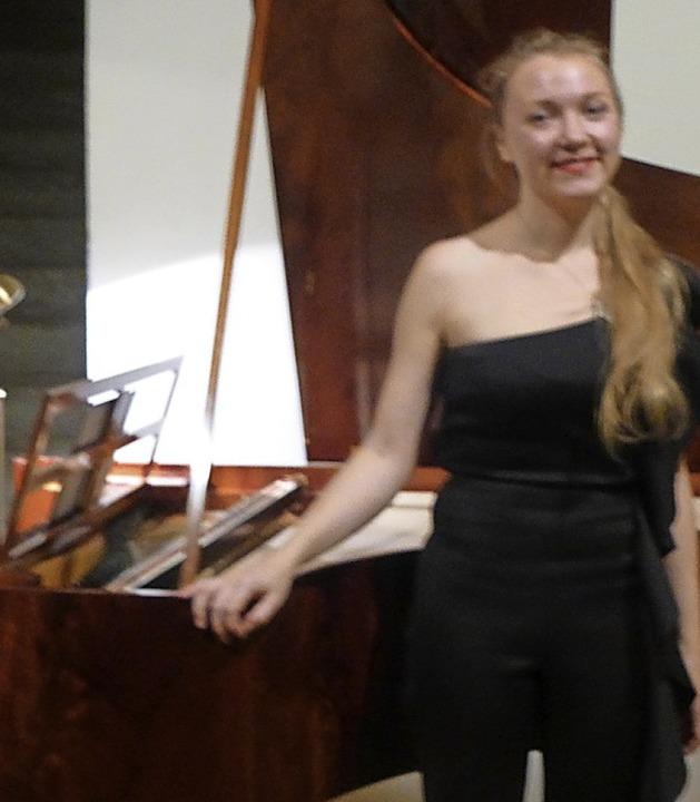 Olga Pashchenko   | Foto: Anne Freyer