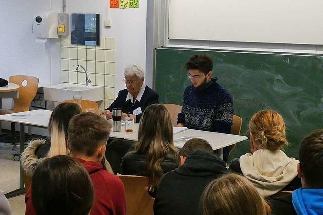 Auschwitz-Überlebende Zdzislawa Wlodarczyk: