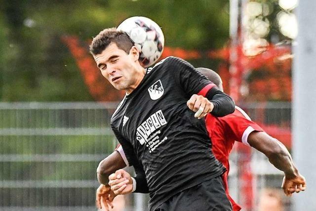 VfR Bad Bellingen verpasst den Dreier in der Fußball-Landesliga