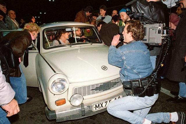 Sechs Berliner erinnern sich an den 9. November 1989