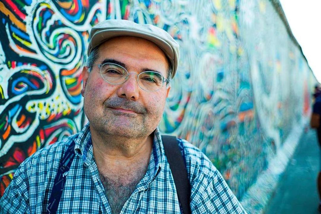 Metin Yilmaz, (58) damals und heute Fotojournalist  | Foto: Metin Yilmaz