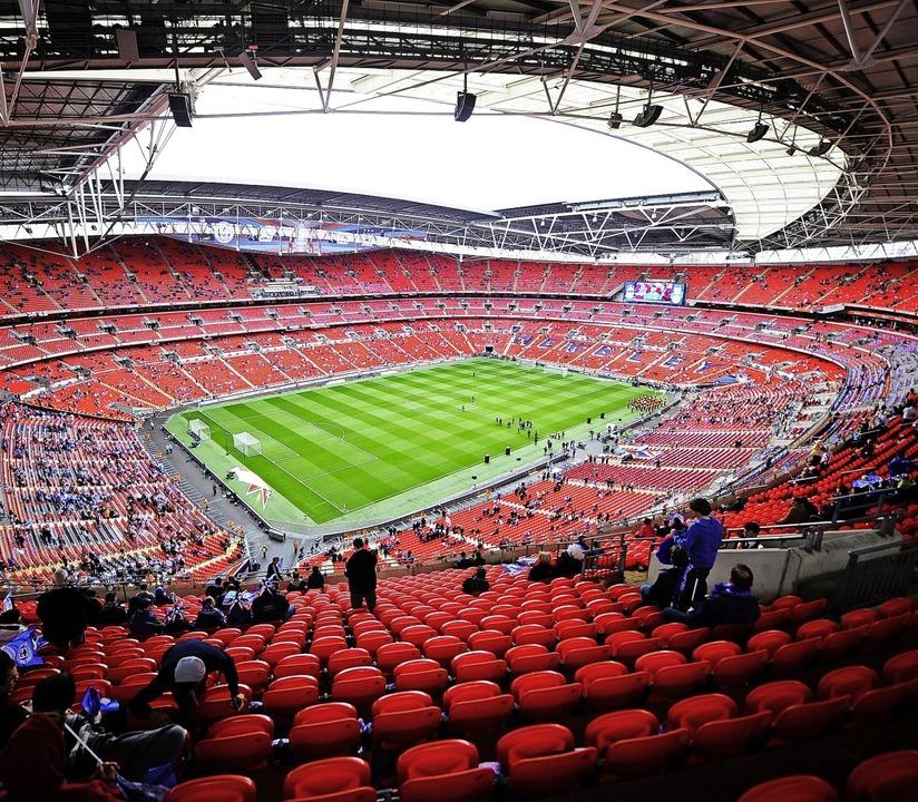 Noch nie hat die deutsche Fußball-Nati...lt sein. Alle Tickets wurden verkauft.  | Foto: dpa