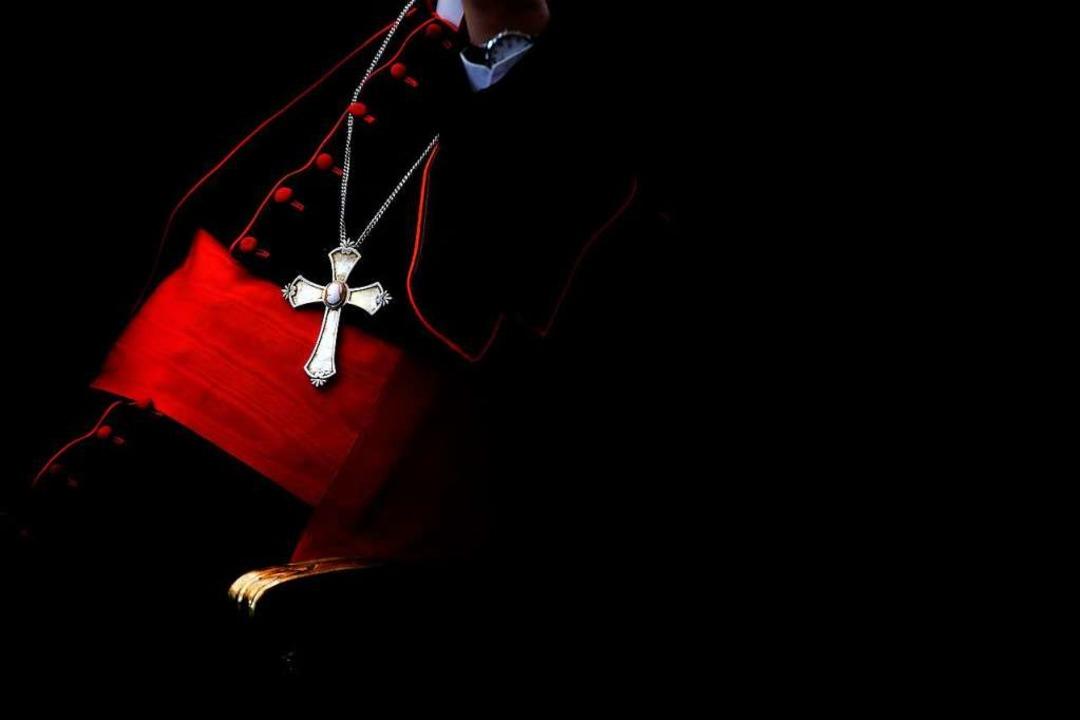 Vier von fünf Klerikern im Vatikan sei...ntstehe  eine  heuchelnde Doppelmoral.  | Foto: Evandro Inetti