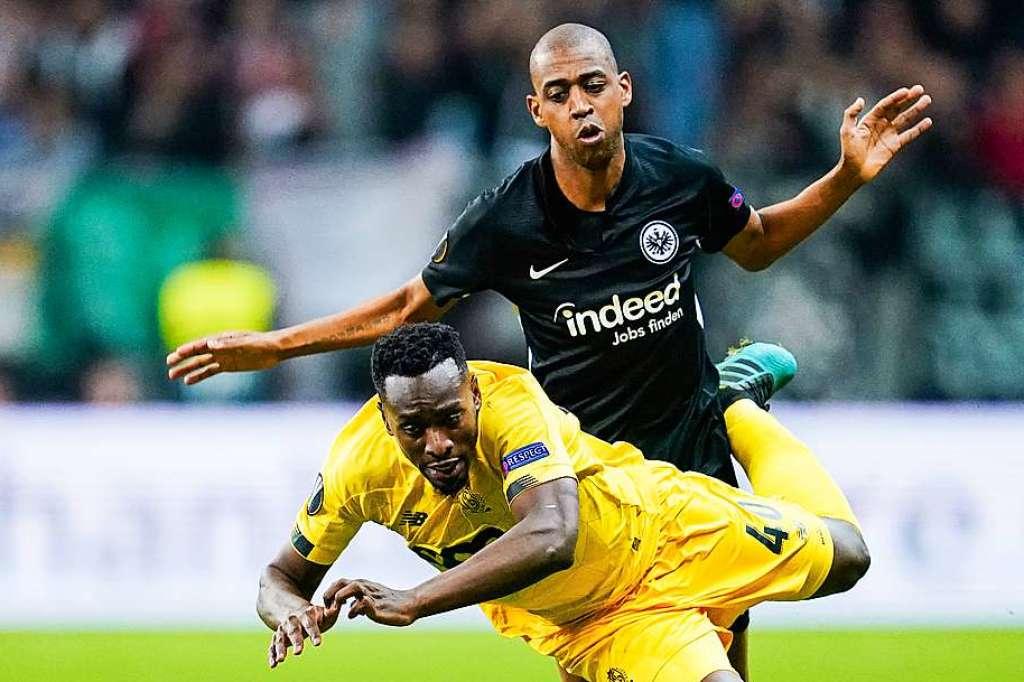 Gelson Fernandes ist der Ordnungshüter bei Eintracht Frankfurt - SC Freiburg - Badische Zeitung