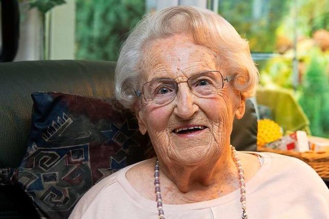 Wie Alexa einer 100-Jährigen den Alltag erleichtert