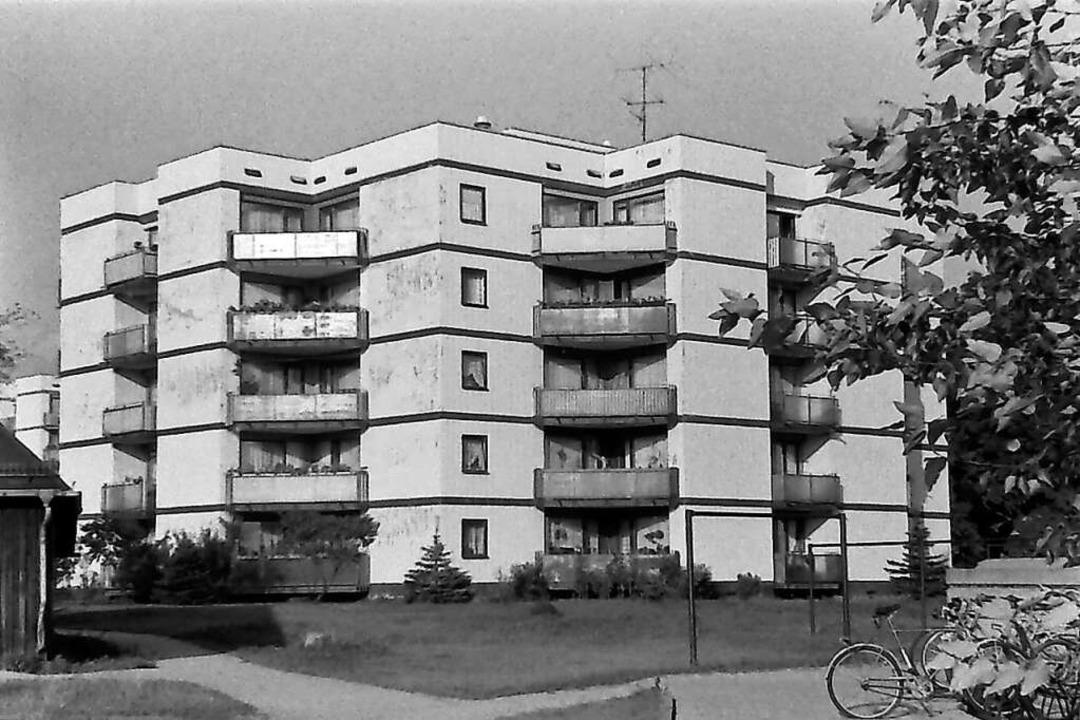 Zwölfeckhaus, weit verbreiteter Typ vo...er wohnte Jochen Himpele eine Zeitlang  | Foto: Jochen Himpele