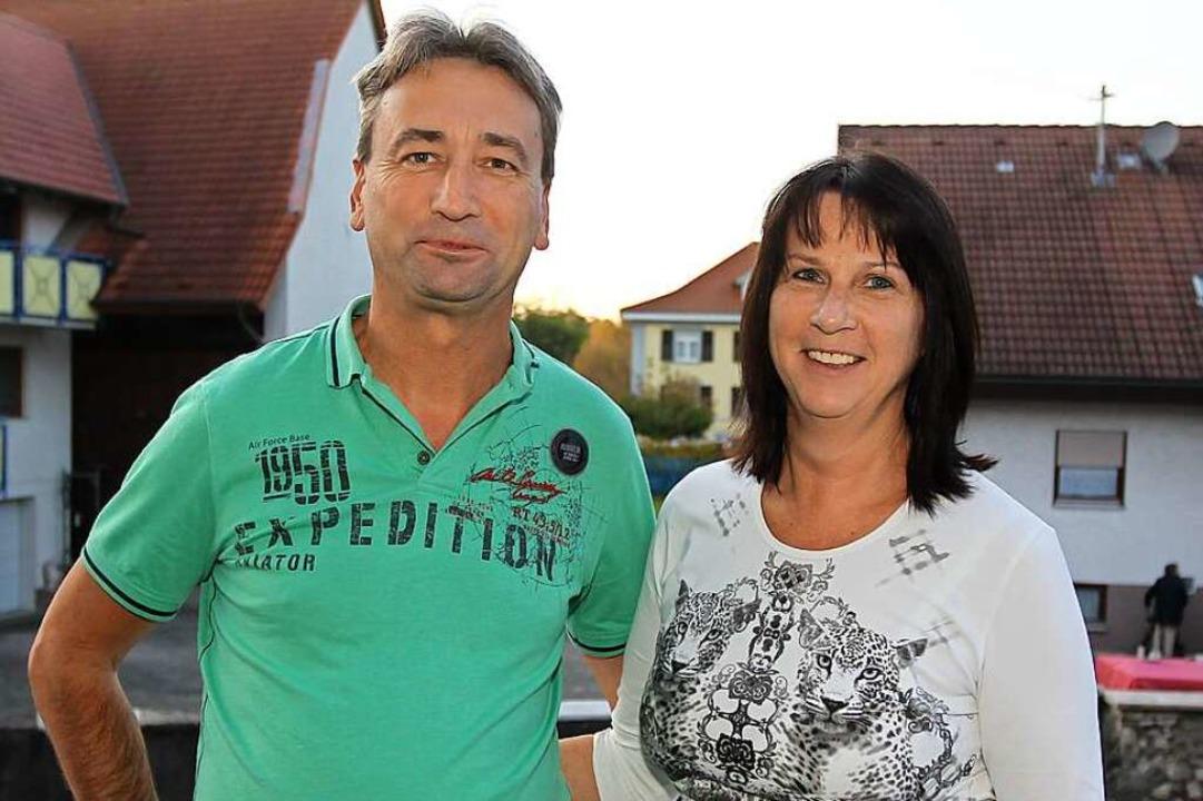 Sie fühlen sich in Gottenheim zuhause:...men 1991 aus Thüringen an den Tuniberg  | Foto: Daniel Hengst