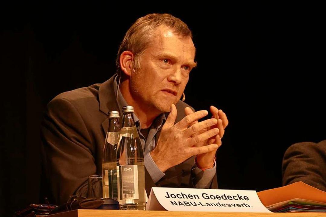 Jochen Goedcke  | Foto: Ulrich Senf