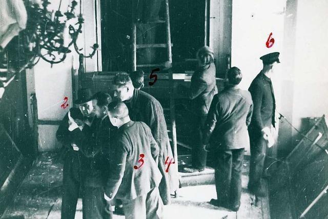 Als die gewaltsame Vertreibung der Lörracher Juden begann