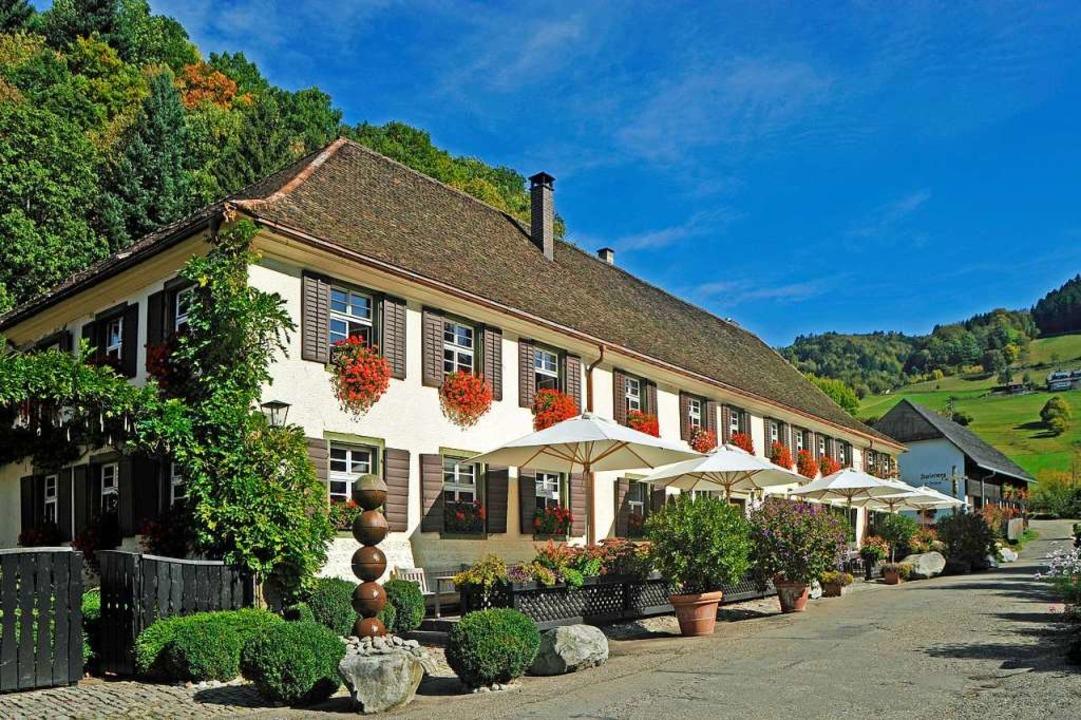 Das Restaurant Spielweg in Münstertal.  | Foto: Foto-Profi-Hollaender