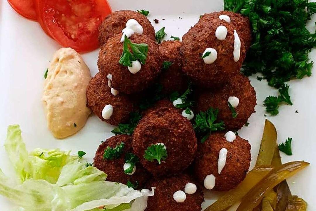 Falafel mit Sesampaste  | Foto: zVg