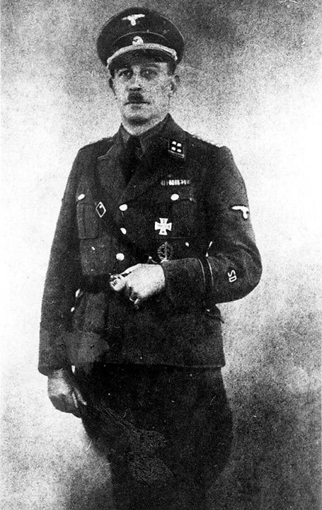 Massenmörder mit Sinn für Kultur: der Waldkircher SS-Standartenführer Karl Jäger  | Foto: Privat