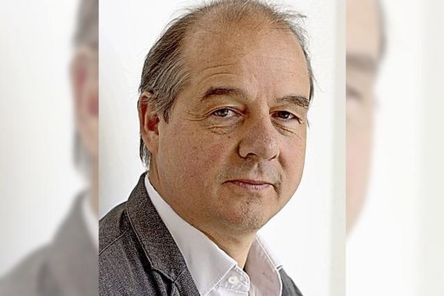 Kurz gefasst: Karl-Heinz Ott liest in Freiburg-Haslach