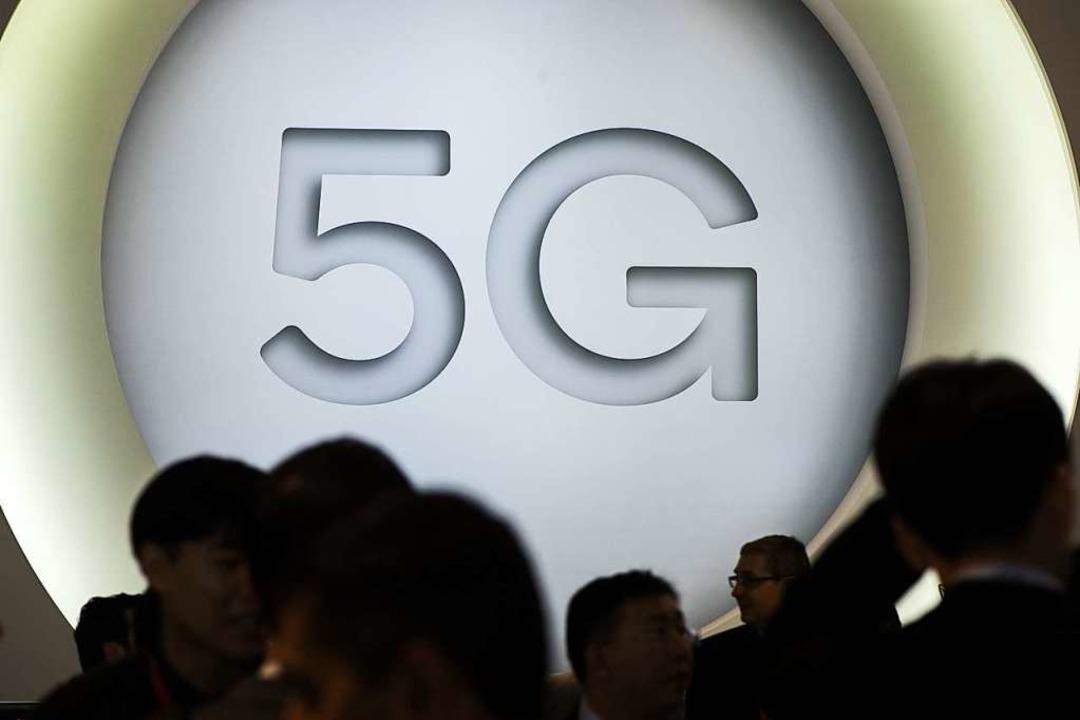 5G soll das nächste große Ding in Sachen Mobilfunk werden.  | Foto: Andrea Warnecke
