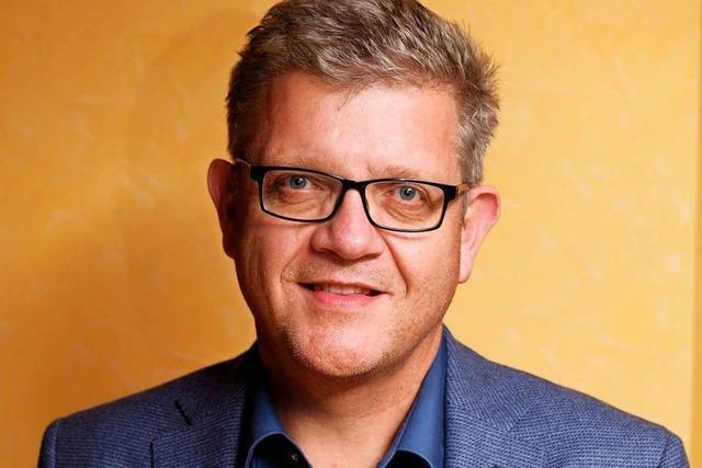 Rainer Walter ist neuer Leiter des Bauamts