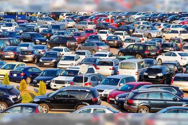 Trotz ÖPNV, Radwegeausbau und Carsharing: Die Zahl der Autos wächst