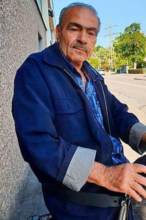 Abdid Mohamad A. wird seit Samstag vermisst.  | Foto: Polizei Baden-Württemberg