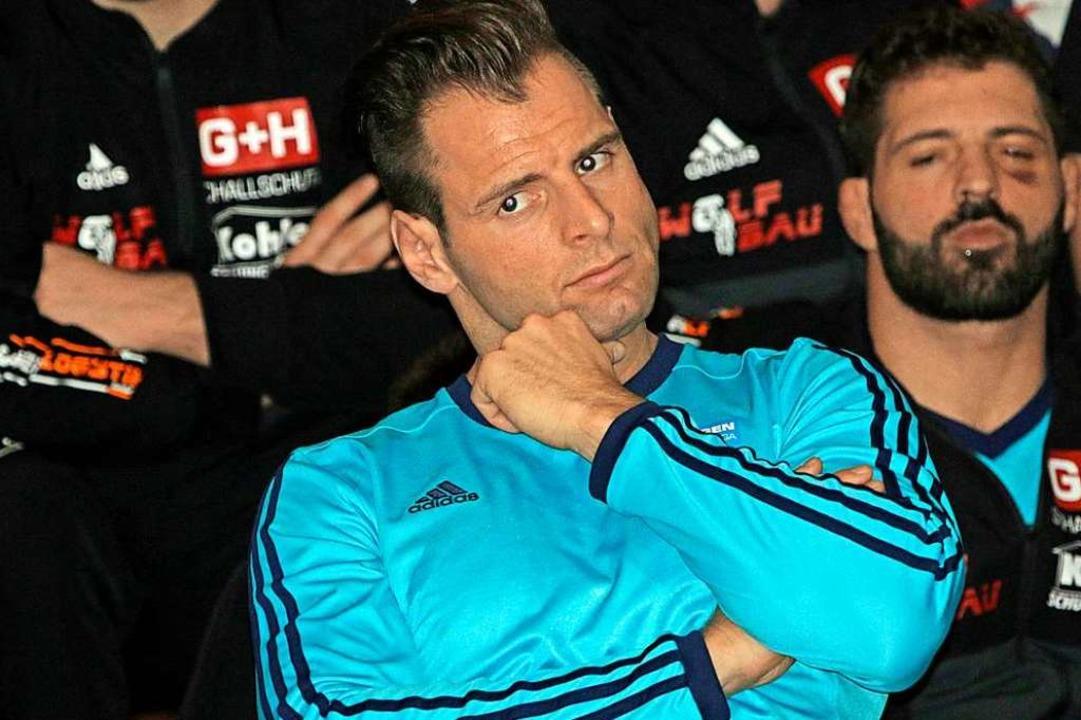 Seit Samstag nicht mehr TuS-Coach: Florian Philipp   | Foto: Uwe Rogowski