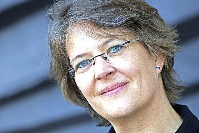 Julia Heinecke in Müllheim