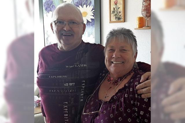 Wie ein Schlaganfall das Leben eines Ehepaares veränderte