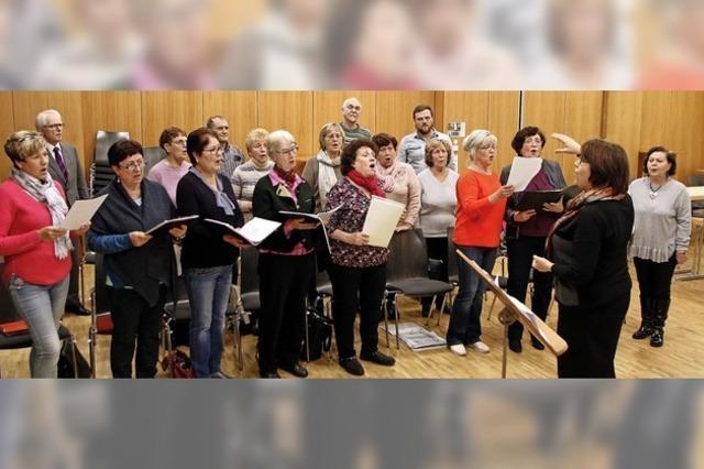 Wo russisches Liedgut gepflegt wird