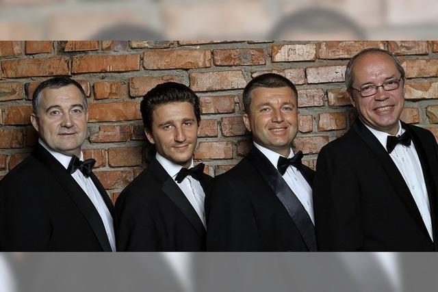 Peters Quartett in Menzenschwand