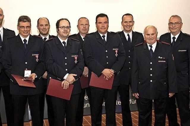 Feuerwehr war 2018 am Limit