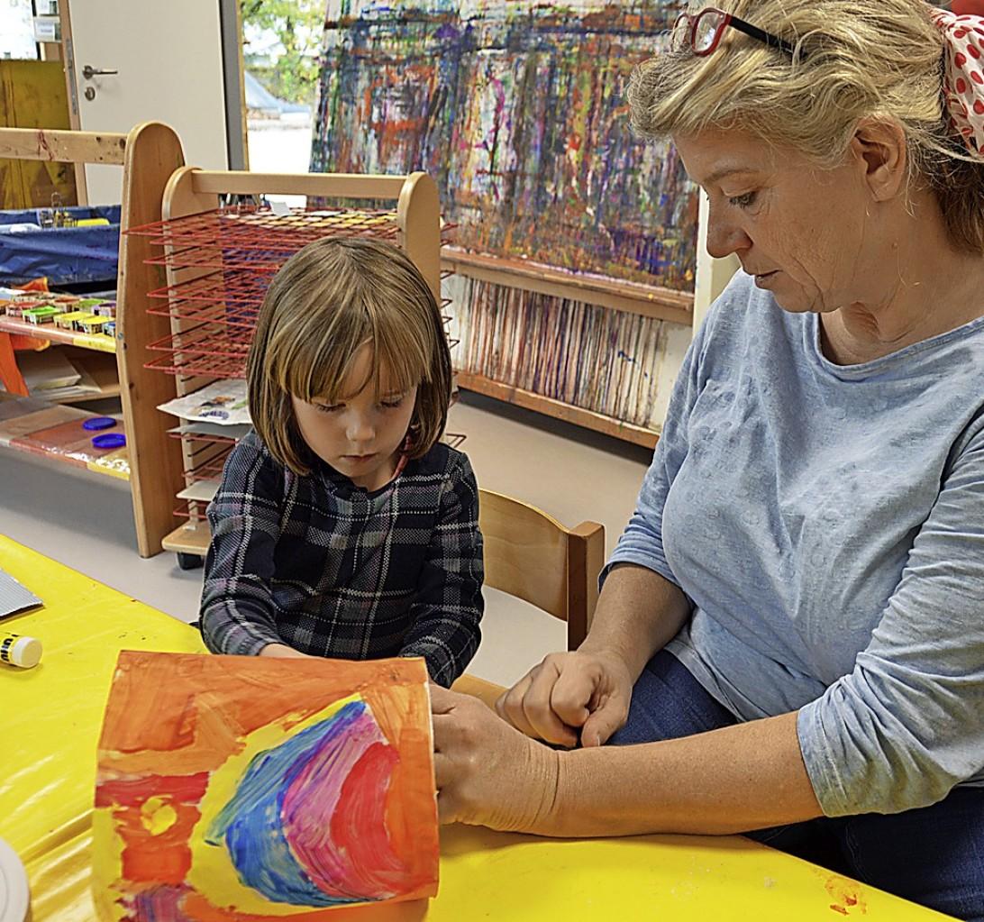 Den Ideen der Kinder freien Lauf lassen - Kirchzarten - Badische Zeitung
