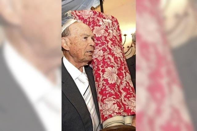 Nach 70 Jahren kehrte die Torarolle zurück
