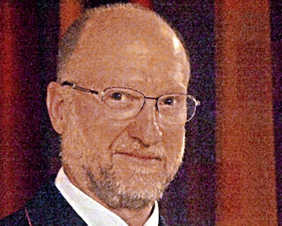 Karl-Helmut Haselwander erhielt das Ehrenzeichen in Gold.    Foto: Karin Stöckl-Steinebrunner