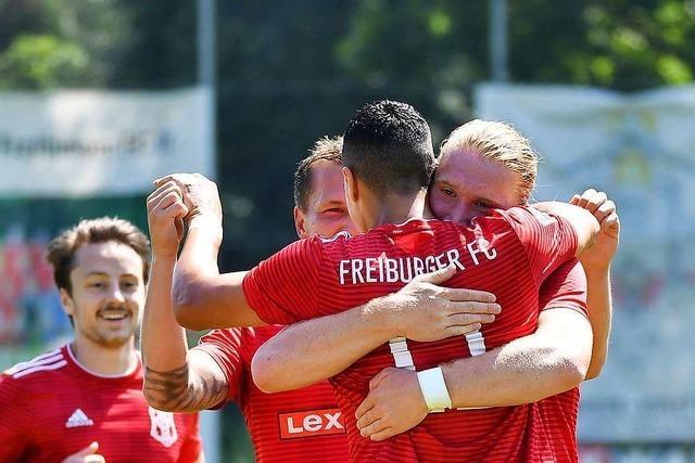 Freiburger FC zwingt auch den Tabellenführer in die Knie