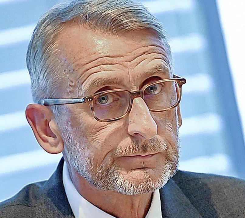 Armin Schuster (Lörrach)  | Foto: Britta Pedersen