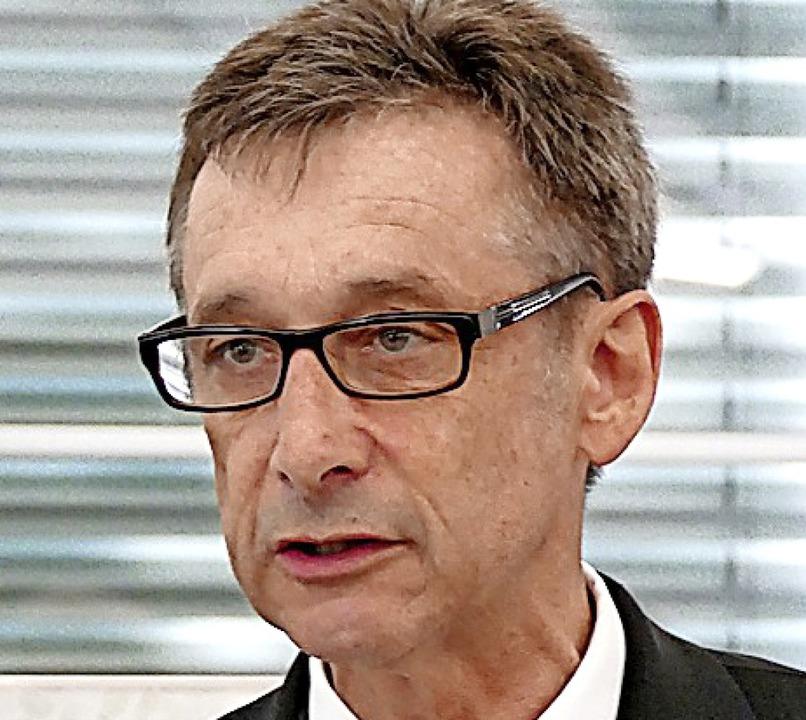 Christoph Hoffmann (Bad Krozingen)  | Foto: Frank Schoch