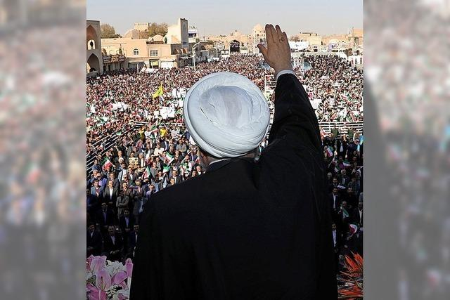 Iran legt bei der Urananreicherung nach