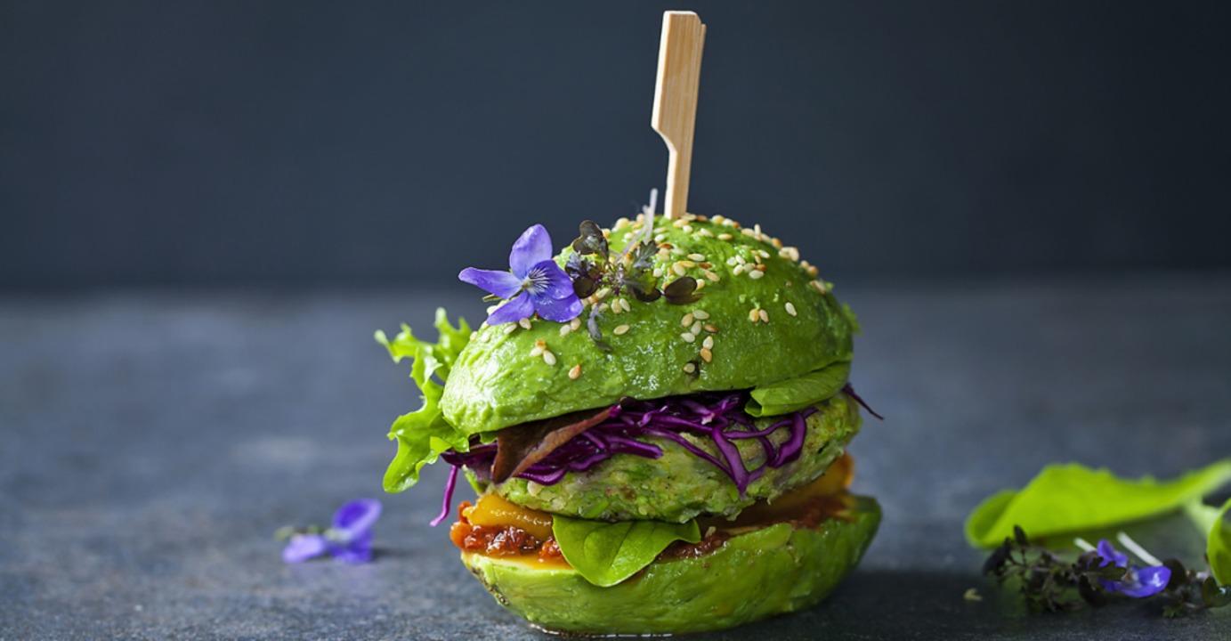 Ein Veggie-Burger  | Foto: Magdalena Bujak - stock.adobe.com