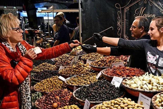 Plaza Culinaria sorgt für Massenandrang an der Messe Freiburg